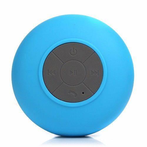 Tudo sobre 'Mini Caixa Caixinha Som Portátil Bluetooth Resistente Á Agua'