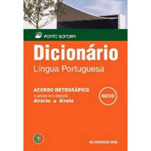 Mini Dicionário da Língua Portuguesa
