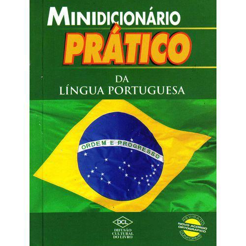 Mini Dicionário Prático da Língua Portuguesa