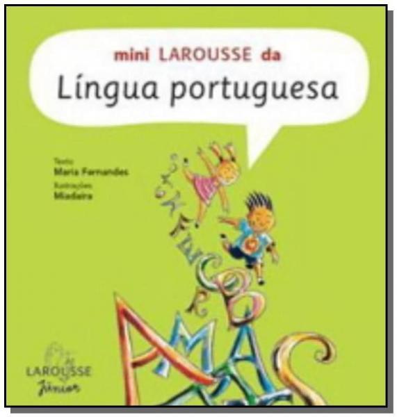 Mini Larousse da Lingua Portuguesa