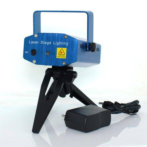 Tudo sobre 'Mini Laser Stage LightingProjetor Holográfico para Festas'