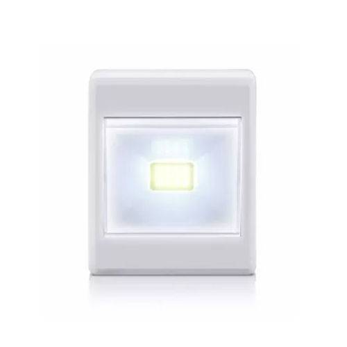 Tudo sobre 'Mini Luminaria Botao Led Portatil 3 W'