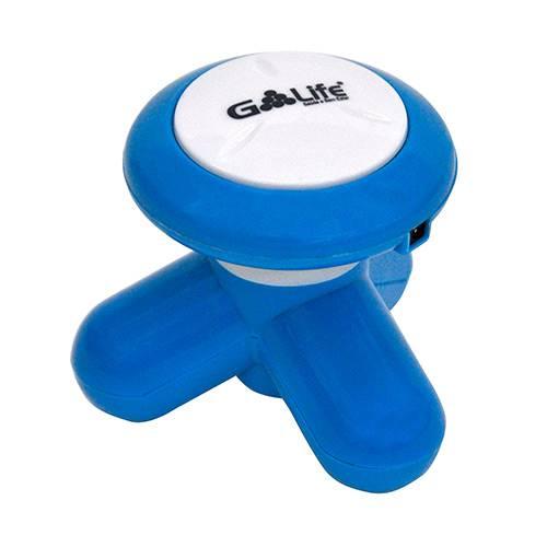 Tudo sobre 'Mini Massageador G- Life NL7000 Portátil Azul'