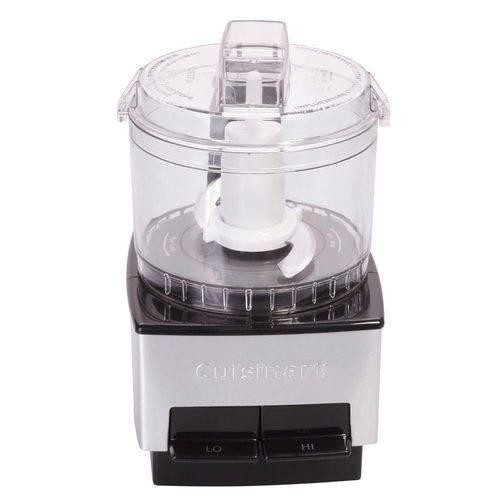Mini Processador Cuisinart Aço Escovado 220v