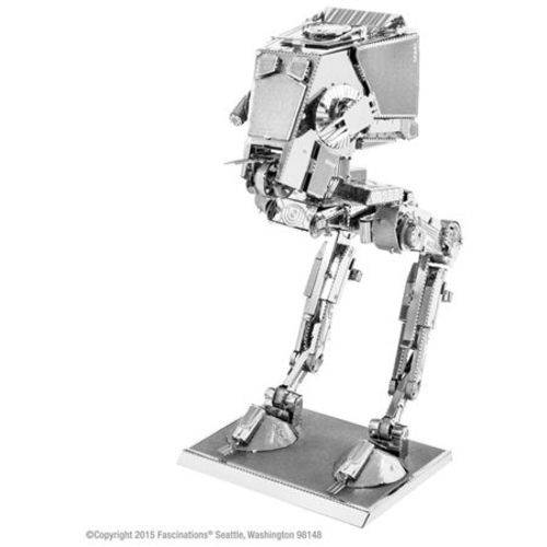 Tudo sobre 'Mini Réplica de Montar AT-ST Star Wars'