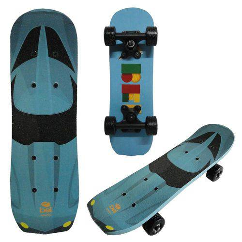 Tudo sobre 'Mini Skate Infantil Maple Bel Sports Modelo 3 4140'