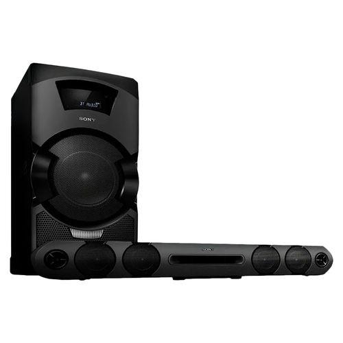 Tudo sobre 'Mini System Flex Super Soundbar MHC-GT3D com Bluetooth e NFC'