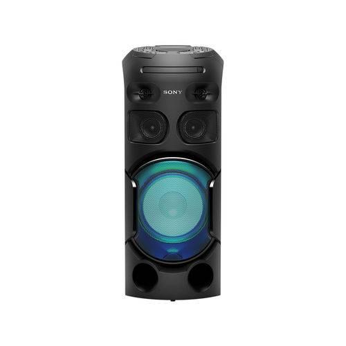 Tudo sobre 'Mini System Sony Bluetooth DVD USB Mp3 Cd Player - Rádio Am/fm 1000w 1 Caixa Karaokê Hdmi Mhc-v41d'