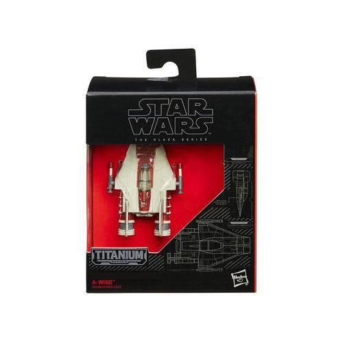 Tudo sobre 'Mini Veículo Star Wars A-wing - Hasbro'