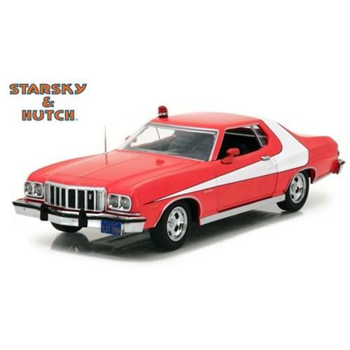 Tudo sobre 'Miniatura Carro Ford Gran Torino 1976 Starsky 1:24 - Greenlight'