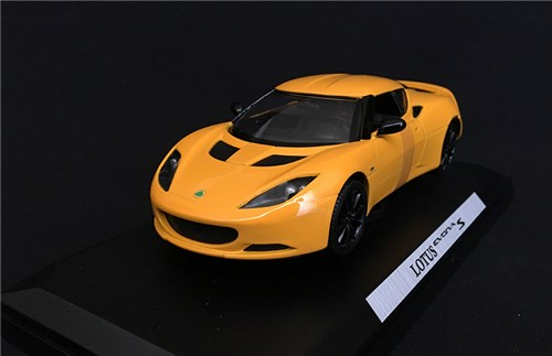Miniatura Lotus Evora S- Motormax - Escala 1/24
