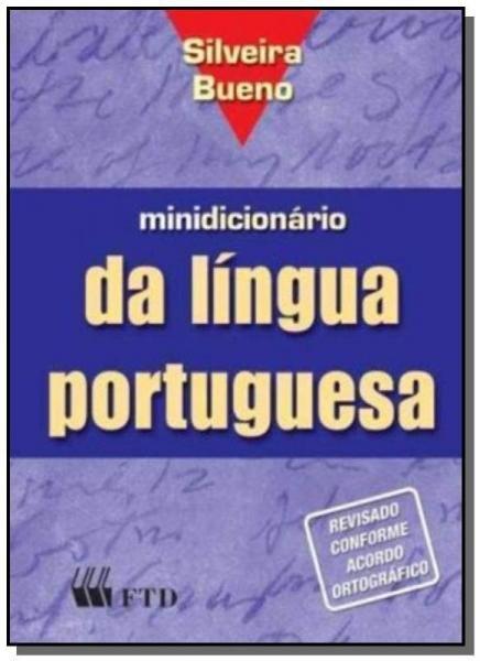 Minidicionario da Lingua Portuguesa - Ftd