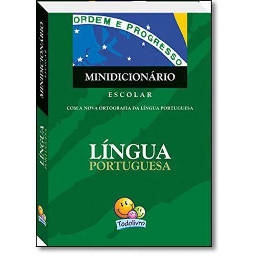 Minidicionário Escolar da Língua Portuguesa