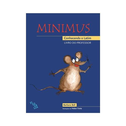 Minimus-Conhecendo o Latim - Livro do Professor