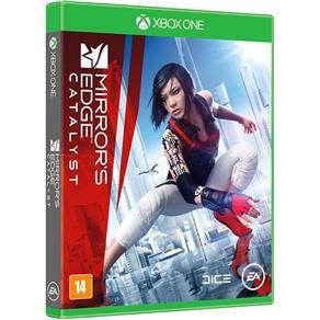 Tudo sobre 'Mirrors Edge Catalyst Xbox One'