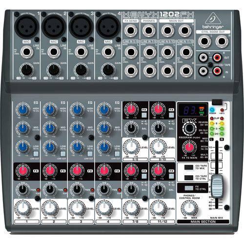 Mixer Behringer Xenyx 1202 110v