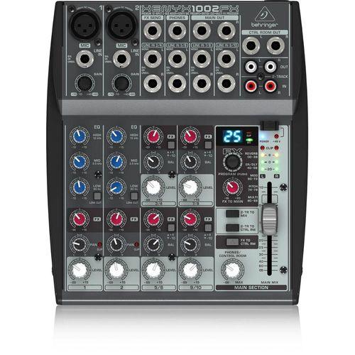 Mixer Behringer Xenyx 1002FX 110V