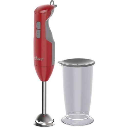 Mixer Oster Versátil Vermelho Versão Turbo 2610R 250W 127V