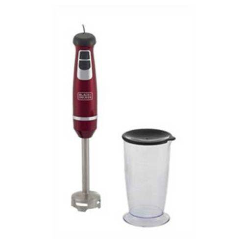 Mixer Vertical Vermelho Linha Gift 220v - Black & Decker