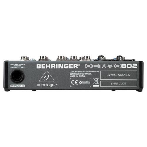 Mixer Xenyx 110v - 802 - Behringer