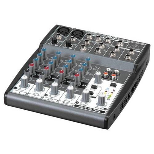 Mixer Xenyx 802 - Behringer