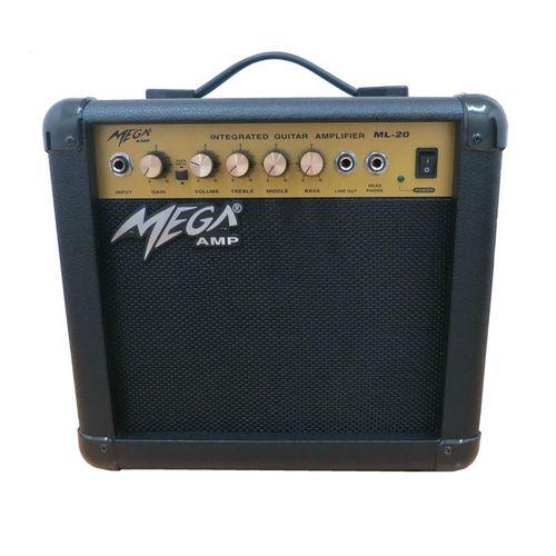ML-20 Amplificador Mega P/guitarra
