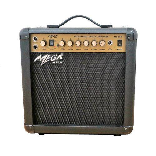 ML-30R Amplificador Mega P/guitarra