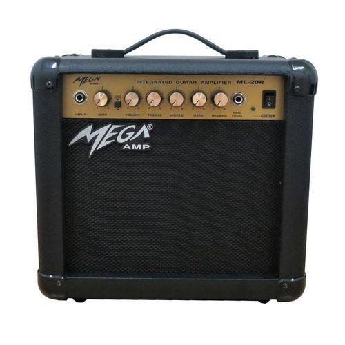 ML-20R Amplificador Mega P/guitarra