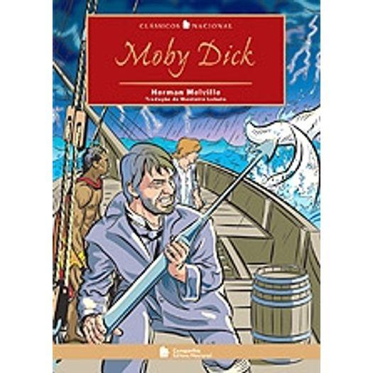 Tudo sobre 'Moby Dick - Nacional'