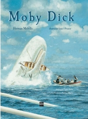 Moby Dick - Sm - 1