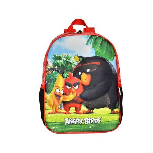 Tudo sobre 'Mochila Angry Birds 3D'