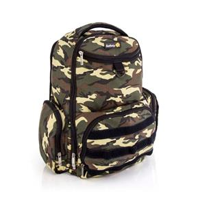 Mochila Back`Pack Delta Safety 1st Green Army