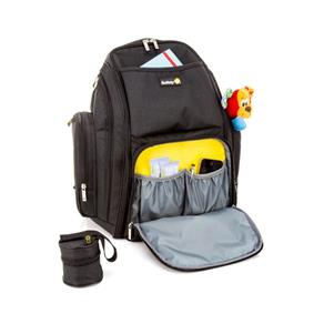 Mochila Back`Pack Safety 1st - Black