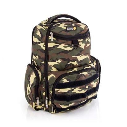 Mochila Back'Pack Delta Safety 1st Green Army