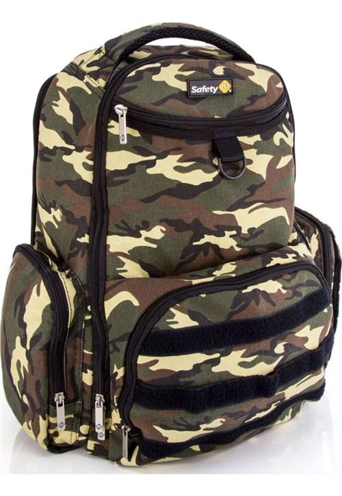 Mochila Back'Pack Delta Safety1st Army Verde