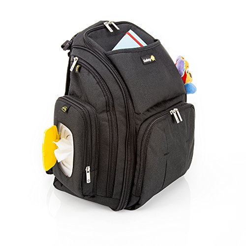 Mochila Back'Pack Safety 1st, Black