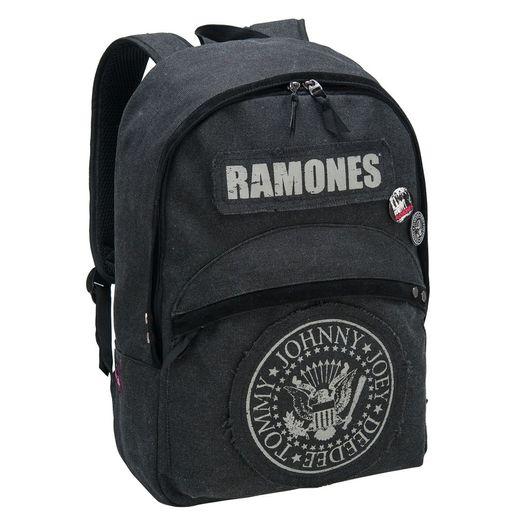 Tudo sobre 'Mochila Banda Ramones I Dont't Wanna Grow Up - Pacific'