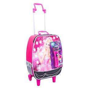 Mochila com Carrinho Barbie Rock`n Royals 64340-08 - Sestini 1017160