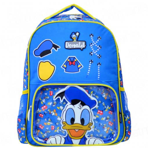 Mochila de Costas Disney Donald