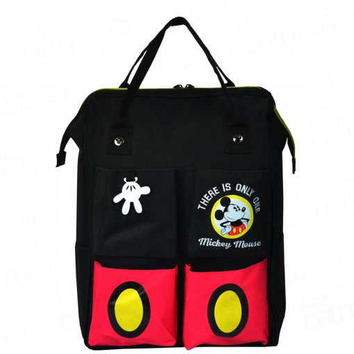 Mochila de Costas Disney Mickey Original