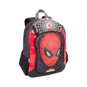 Mochila de Costas M Spiderman com Bracelete de Luz - Sestini