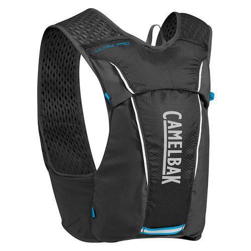Mochila de Hidratação Ultra Preta Pro Vest 1,0L G