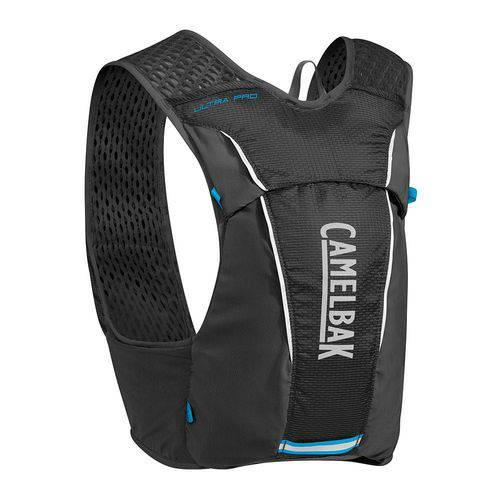 Mochila de Hidratação Ultra Pro Preta Vest 1,0l M