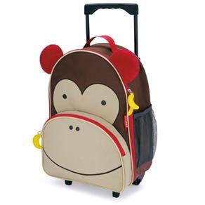 Mochila de Rodinha Skip Hop Zoo - Macaco
