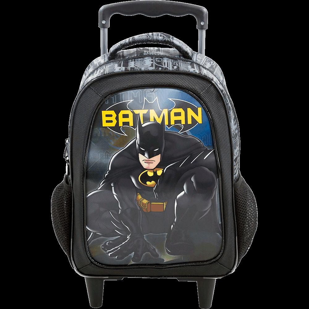 Tudo sobre 'Mochila de Rodinhas Batman Dark Light 7580'