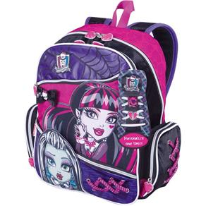Mochila Escolar Monster HIGH Sortidos