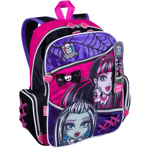 Mochila G Monster High 15Z Infantil Sestini