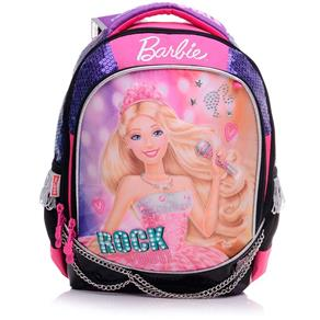 Mochila Grande Barbie Rock`n Royals 064345-48