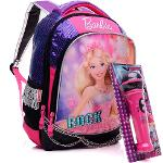 Mochila Grande Barbie Rockn Royals 064345-48