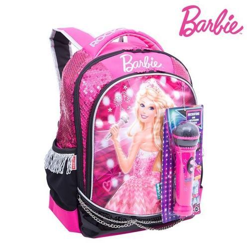 Mochila Grande Barbie Rockn Royals